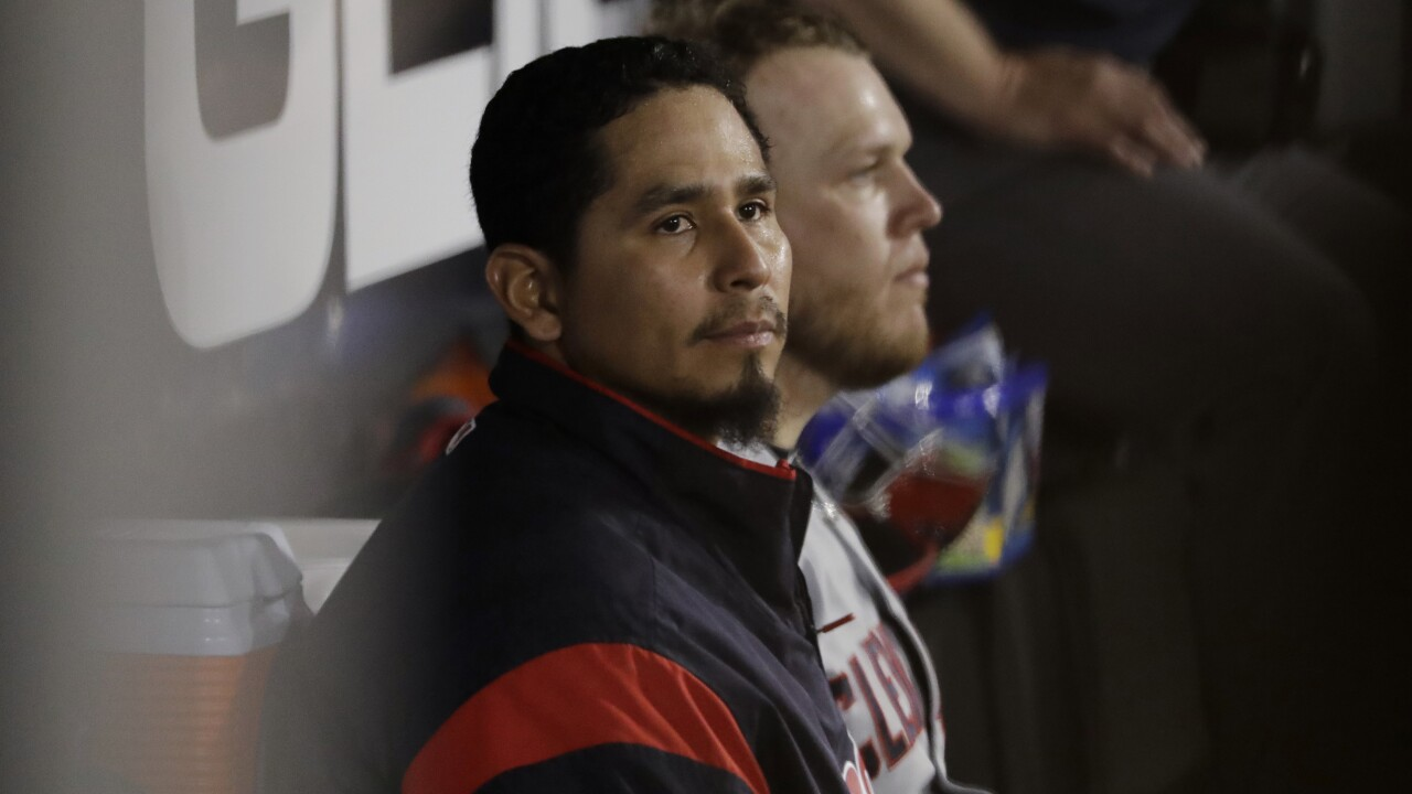 Report: Indians pitcher Carlos Carrasco will return to Tribe