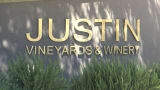 Justin Winery Celebrates Giving Tuesday