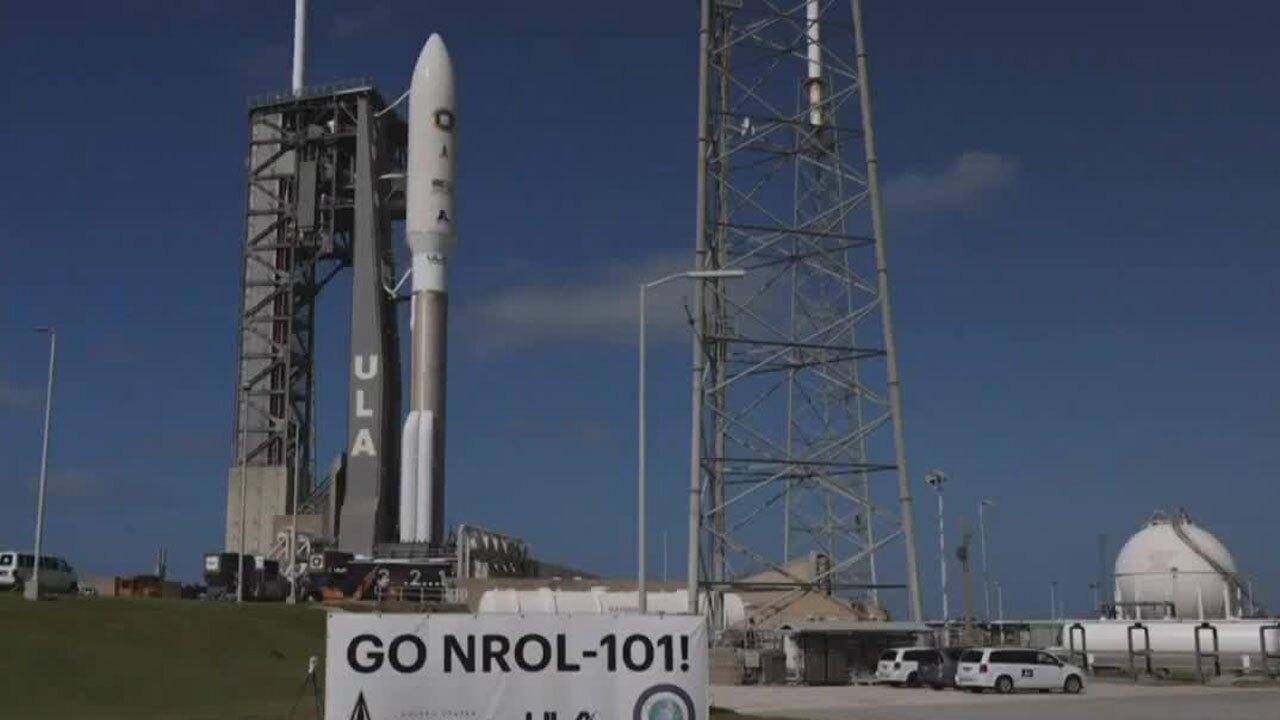 ULA Atlas V rocket Nov. 13, 2020