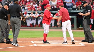 will bolt dave van horn nebraska arkansas baseball