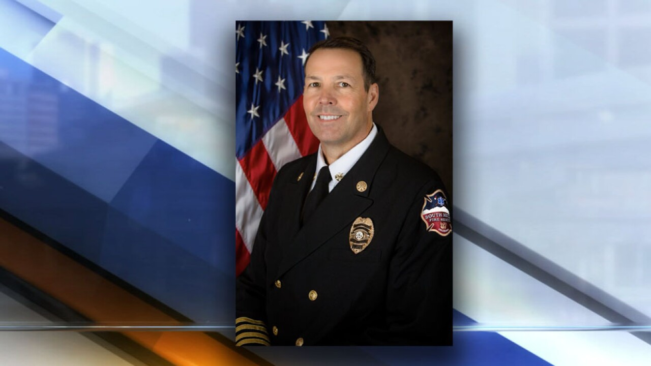 Memorial service, procession planned for Friday for former assistant chief at South Metro Fire