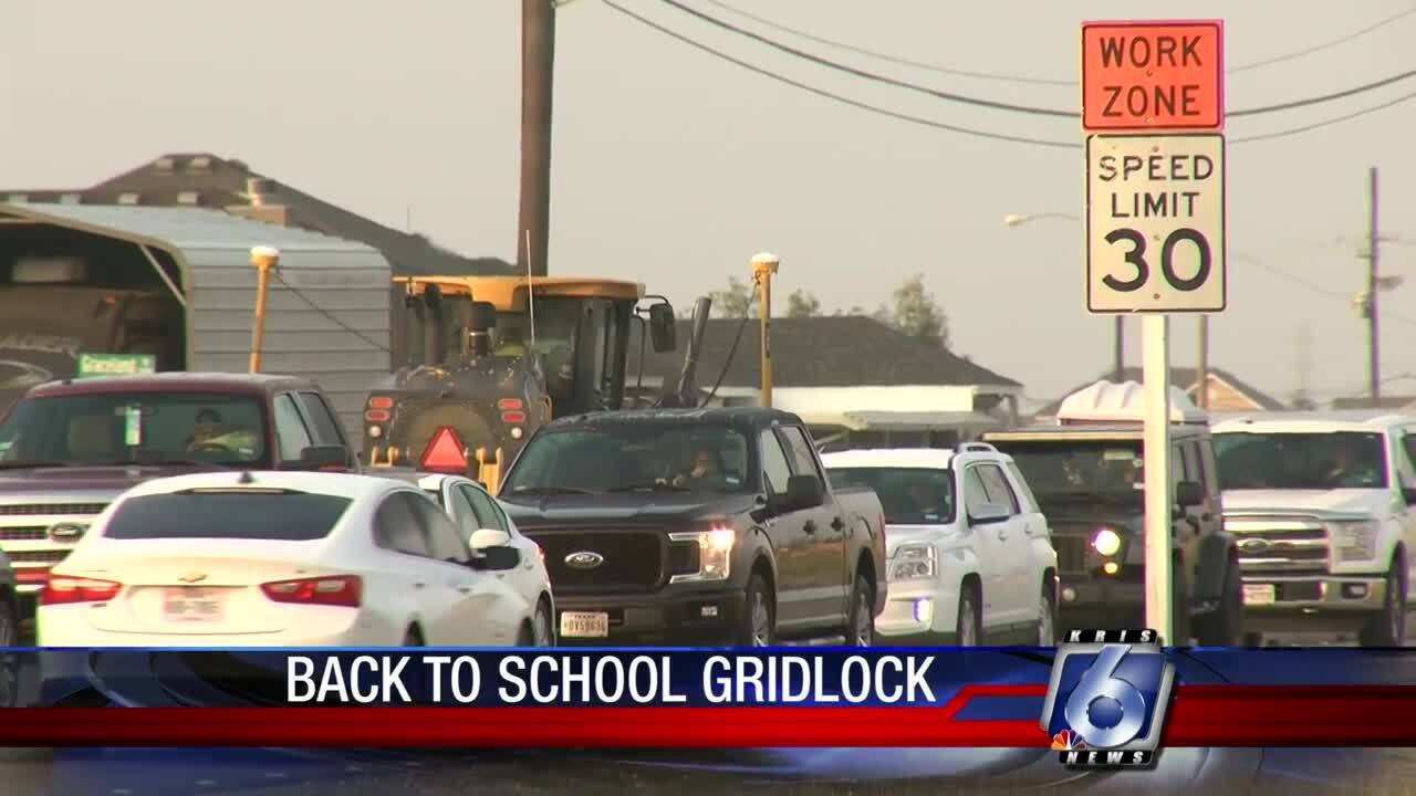 Kolda Elementary School gridlock