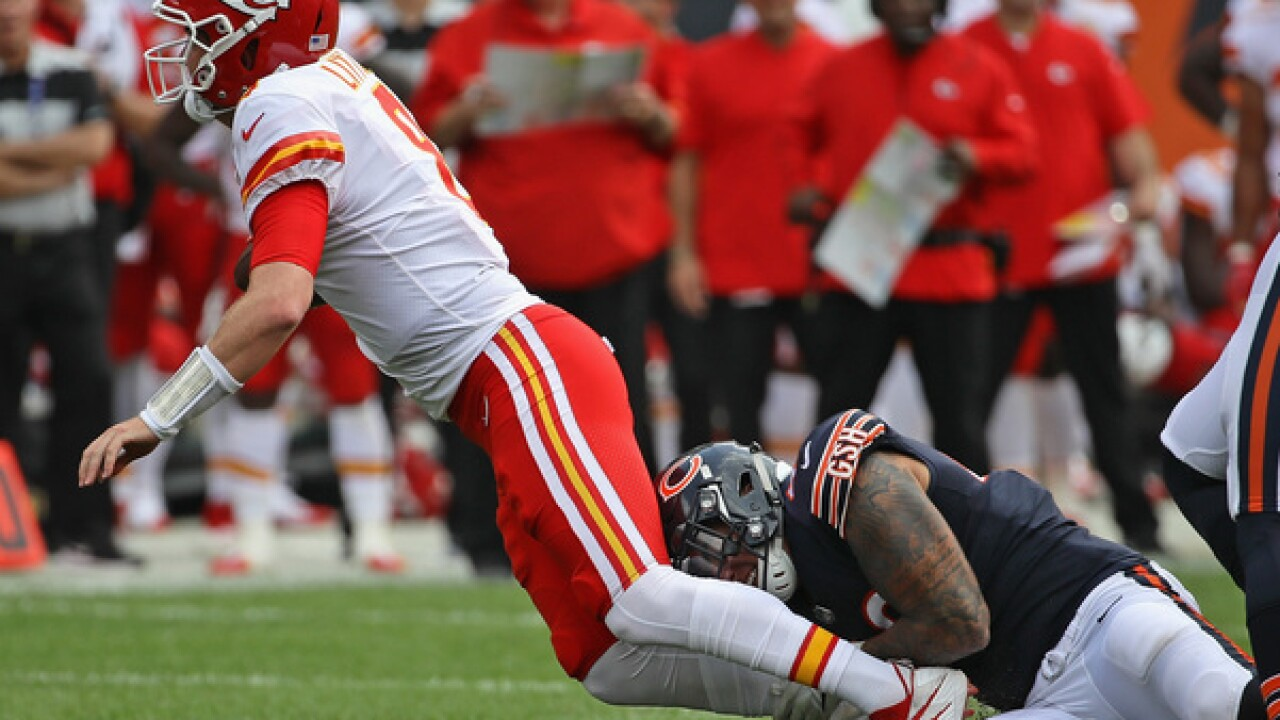 Chase Daniel, Bears sack Chiefs in preseason battle