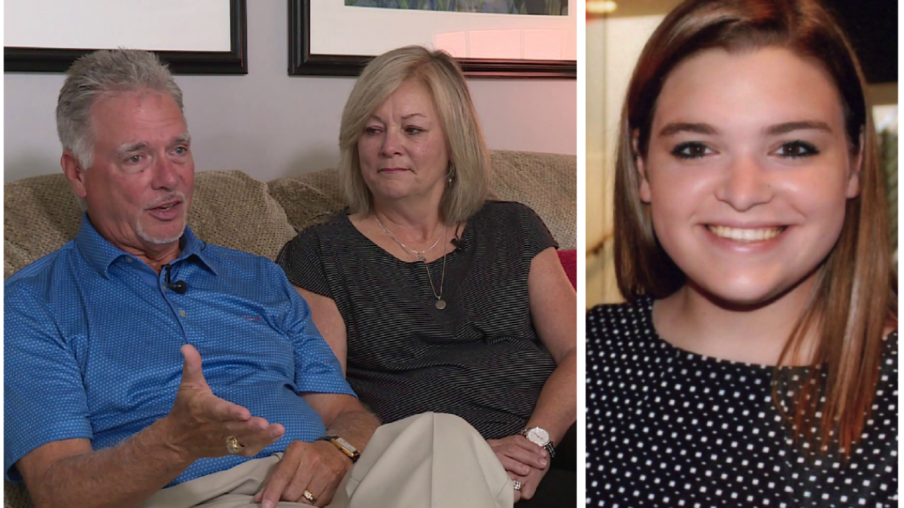 Parent's mission to 'do good' after daughter's overdose death comes to fruition with 'Dillon'sLaw'