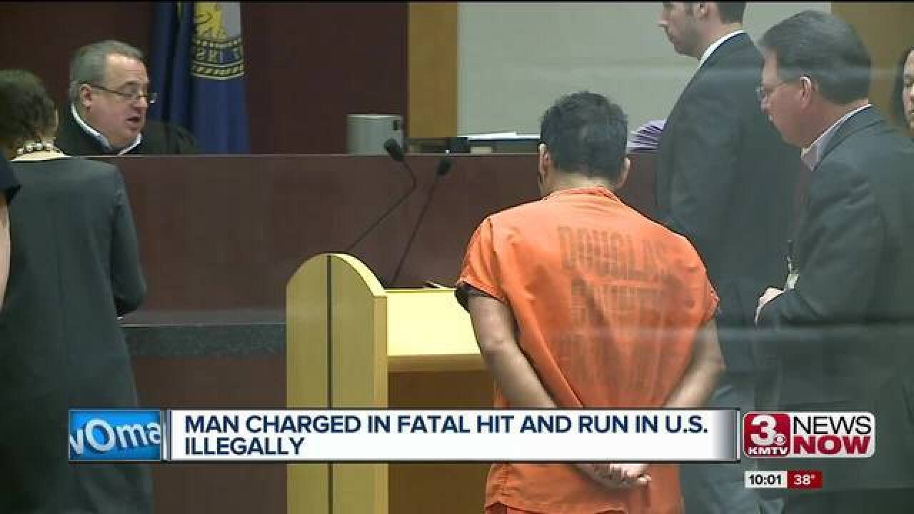 Man pleads no contest in fatal hit-and-run