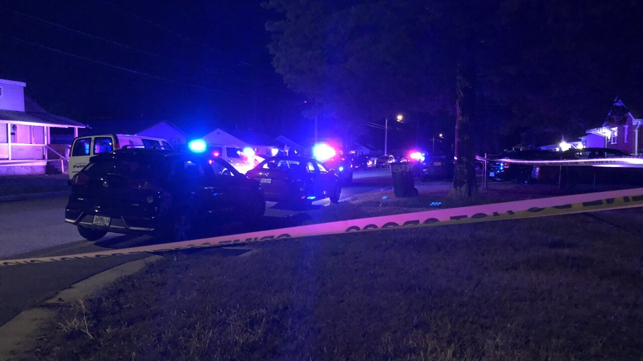 Man killed in New Year's Day double shooting inHampton