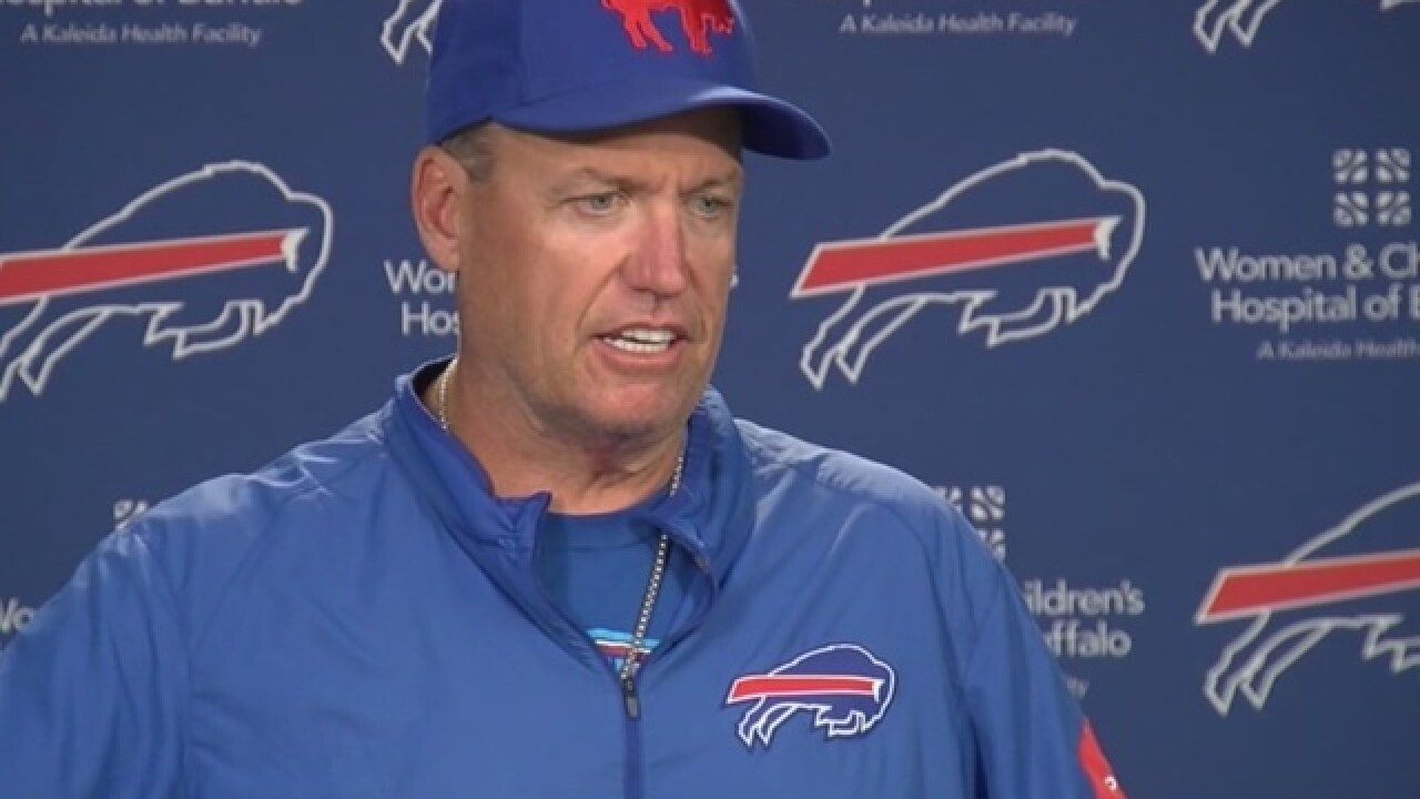 Rex not done jabbing Patriots after loss