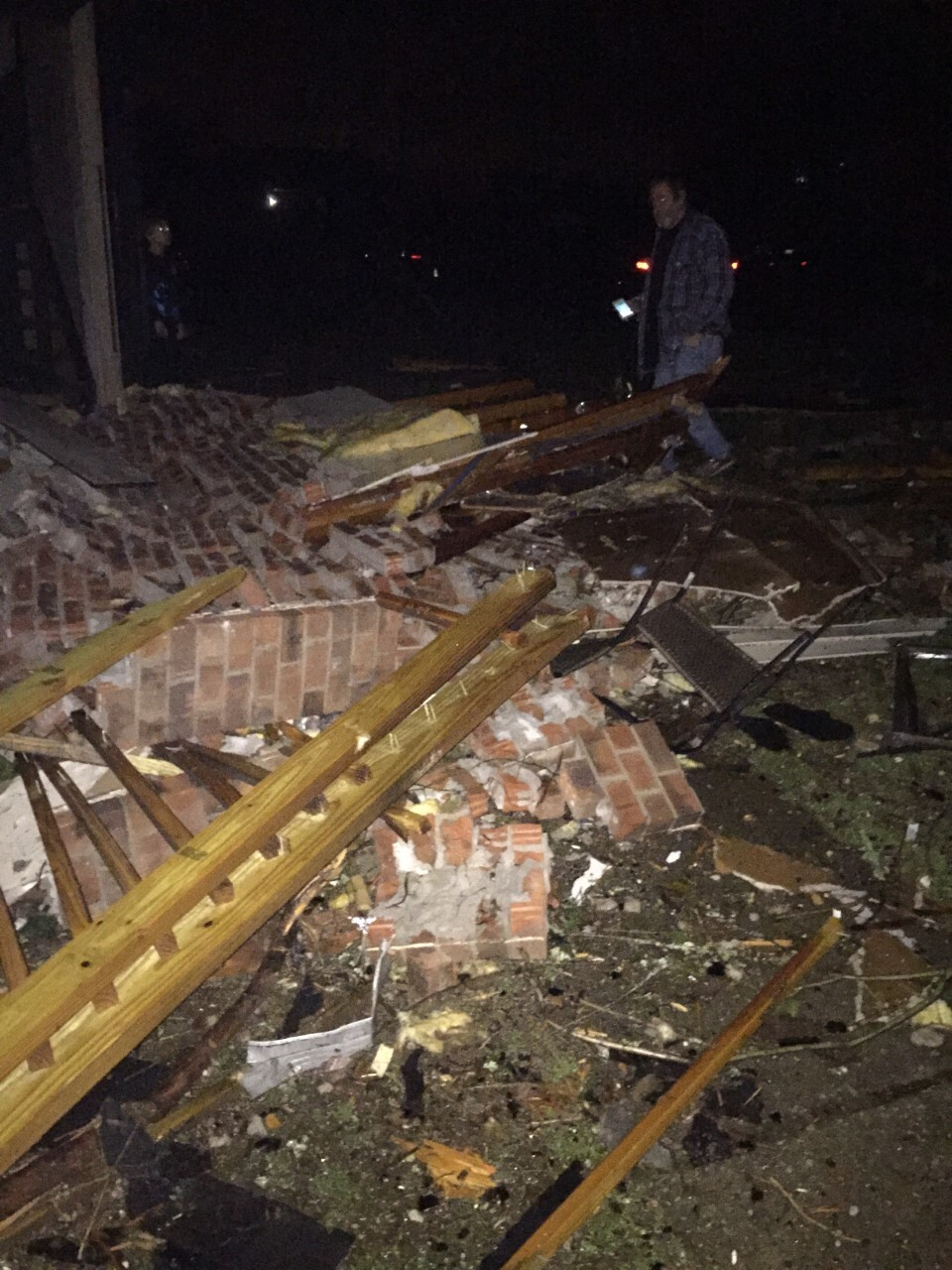 GALLERY: Damage in Davidson County following Monday night severe storms