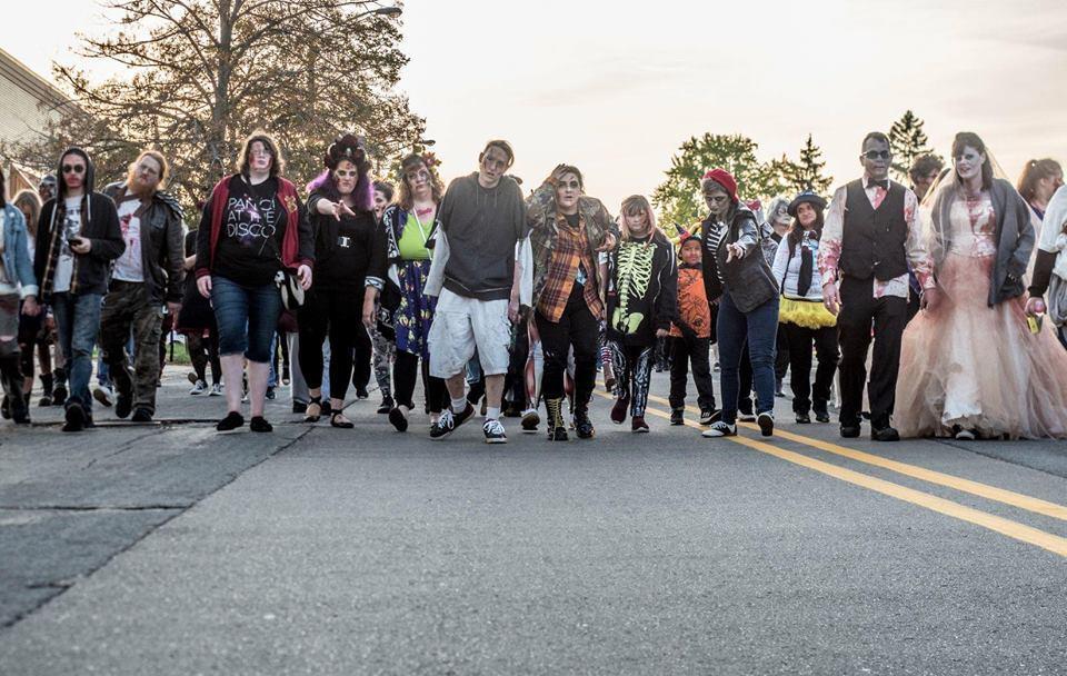 Zombie Walk Jackson Revived