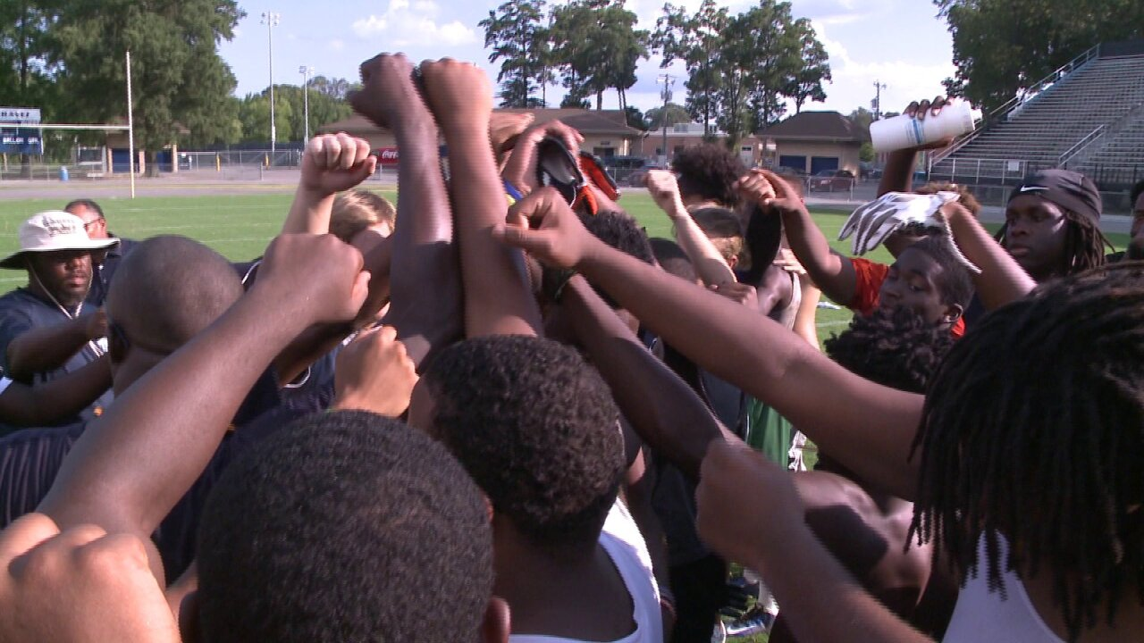 Indian River High focused on nothing less than the elusive football statetitle