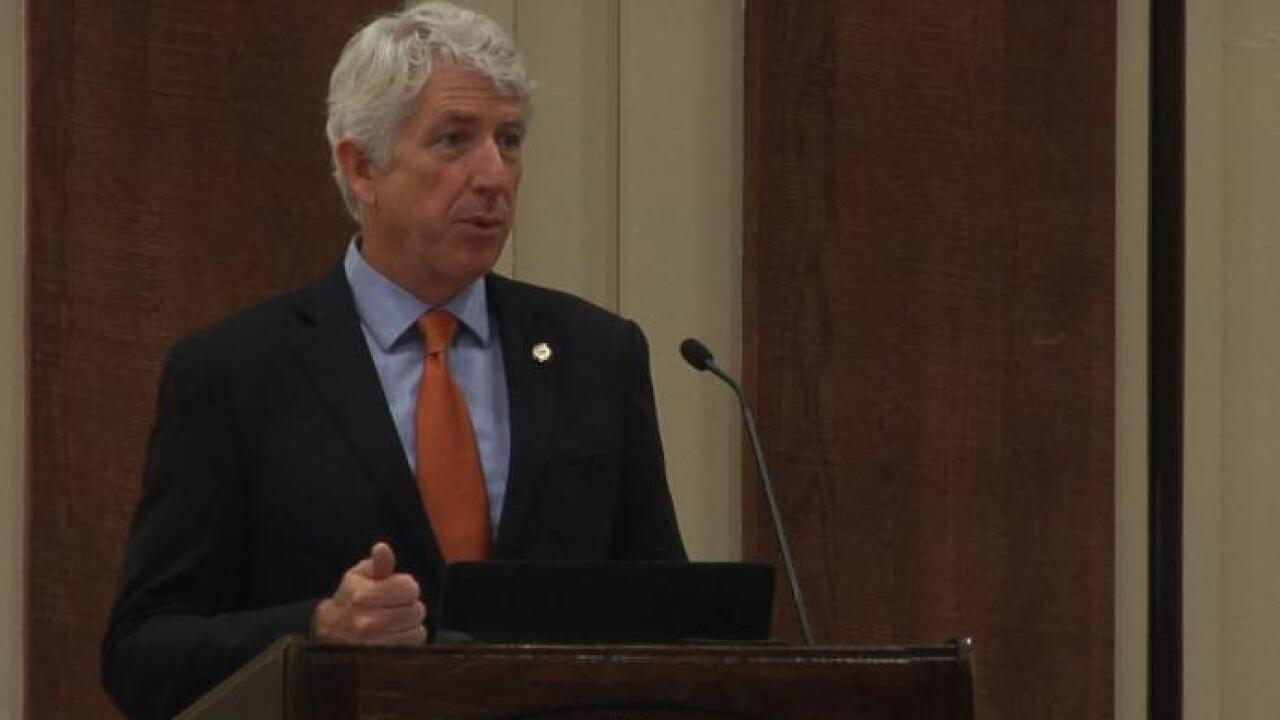 With Democrats in majority, AG Herring hopes hate crimes bills will pass