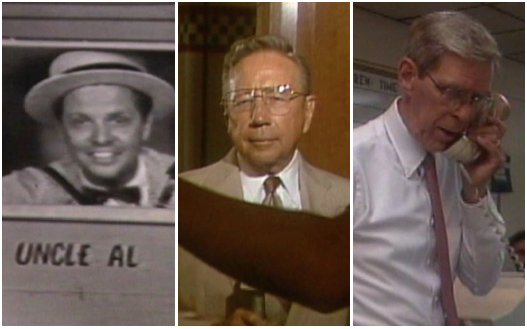 70th anniversary: Some of WCPO's famous faces through the years