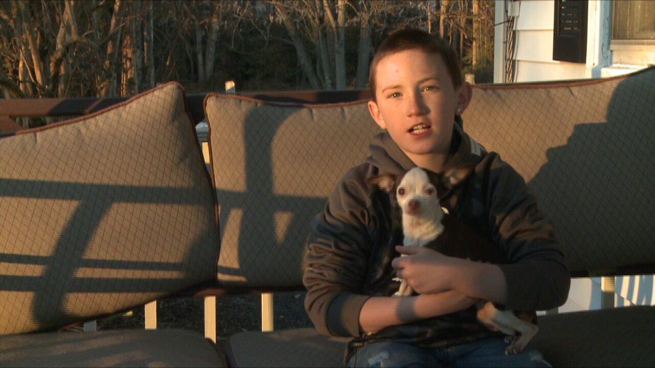 9-year-old Hanover boy alerts mother, deputies to homebreak-in