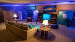 The Last Surviving Blockbuster Store Is Listed On Airbnb For Nostalgic '90s Sleepovers