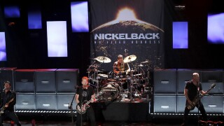 Flooding postpones Nickelback concert at Klipsch
