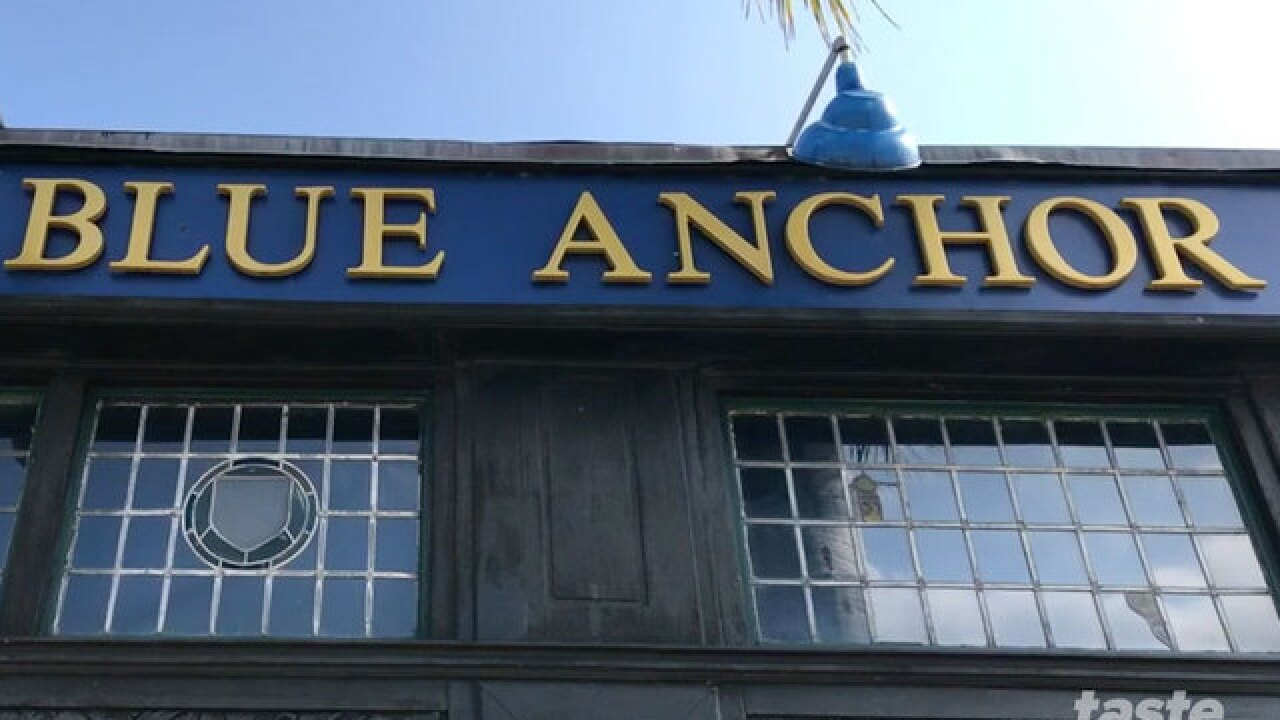 Blue Anchor Pub in Delray Beach is haunted by a ghost named Bertha Starkey