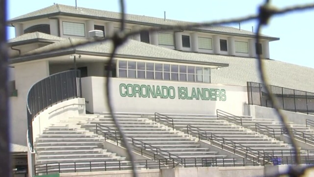 Coronado coach speaks out about defamation suit