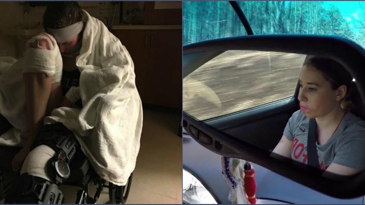'God brought her back to us,' mom says after horrific I-64crash