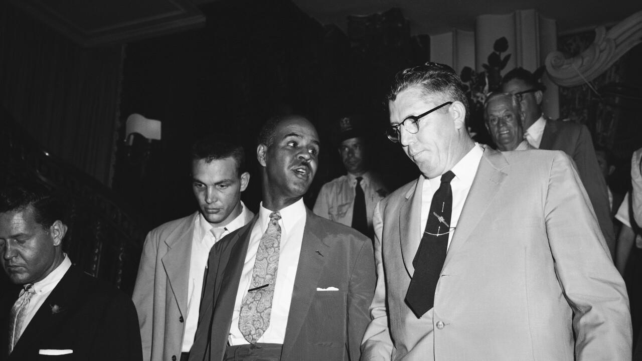 Roy Wilkins 1956