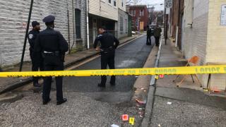 Lemmon Street Double Shooting 1/14/20