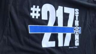 LEX 18 Digital: Shirts Sold To Support Deputy After Shooting