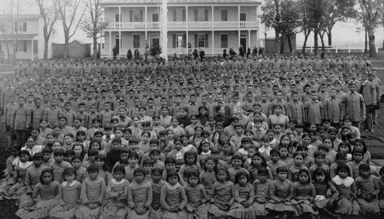 United States Indian Industrial School in Carlisle,
