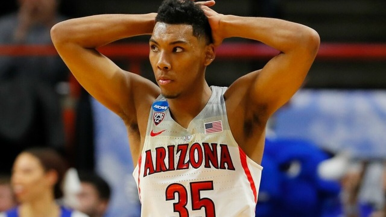 One and done: Arizona Wildcats eliminated from NCAA Tournament