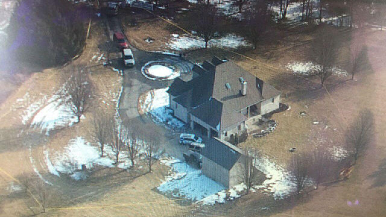 PICS: Zionsville double homicide suspect search