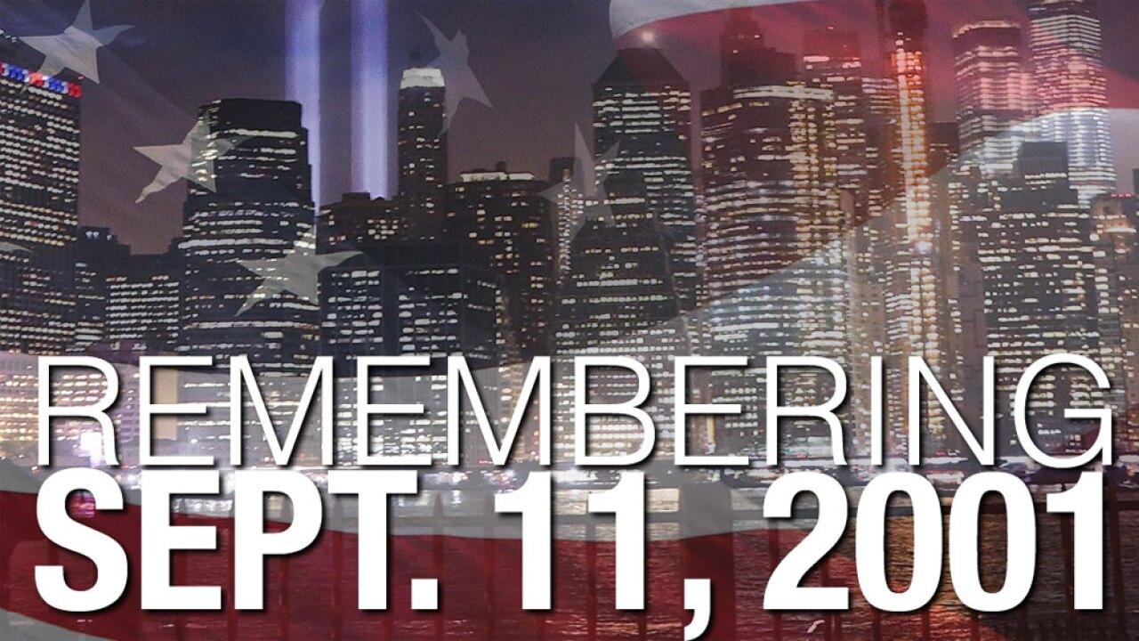 Sept. 11 memorial ceremonies