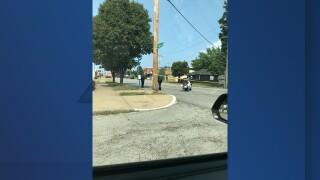 Park Tower Drive standoff