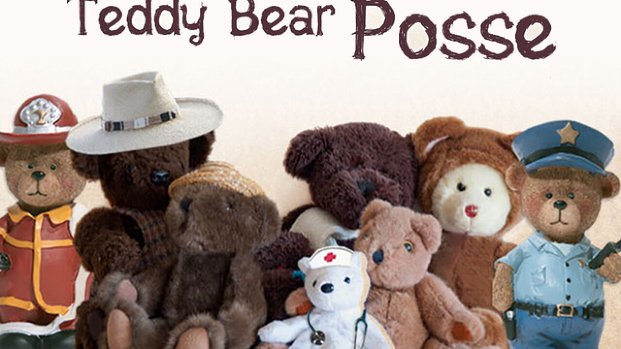 "Wrapping up the ""Teddy Bear Posse"" campaign"