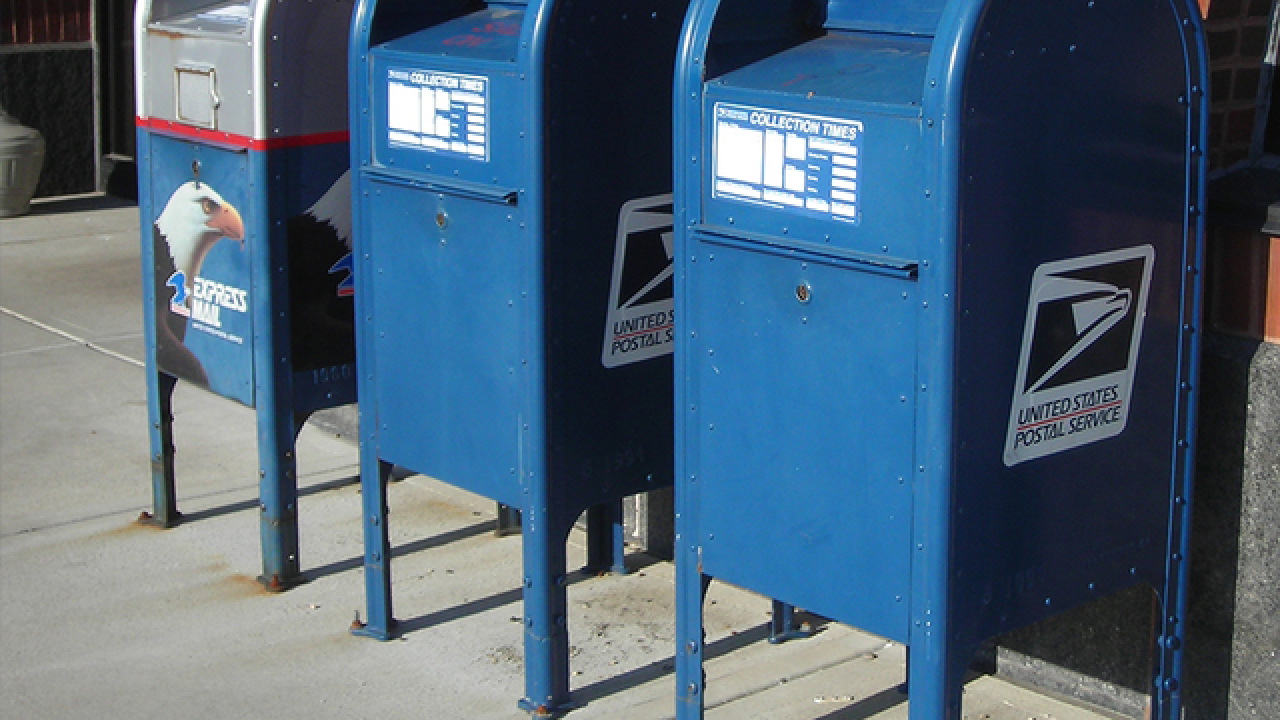Reports of mail theft on the rise in Bay Area
