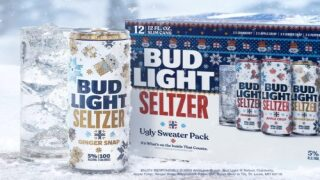 Bud Light Seltzer Released An Ugly Sweater Variety Pack With Some Very Interesting Flavors