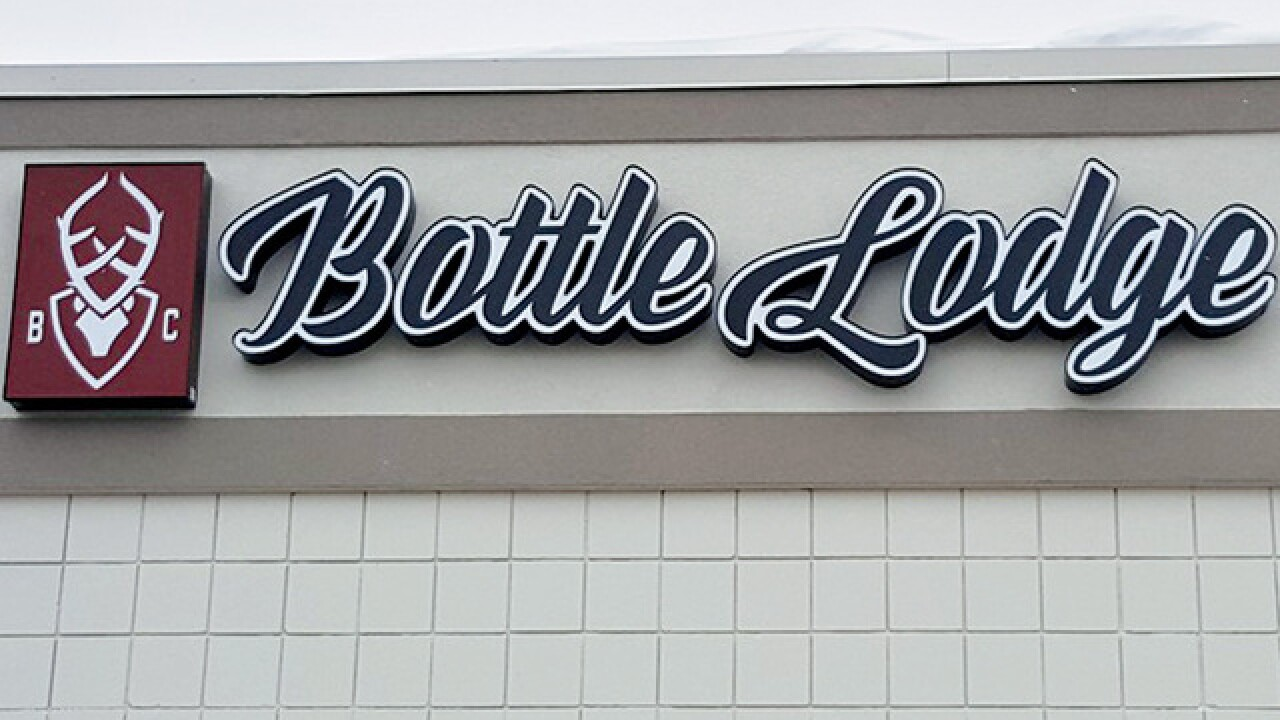 Craft pints, community on tap at Bottle Lodge