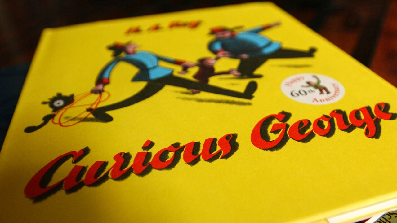 """Curious George"" To Be Made Into Movie"