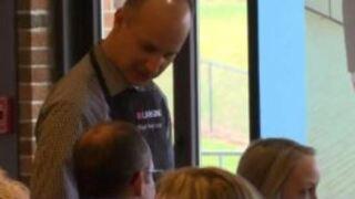 Schor speaks at Junior League of Lansing fundraiser