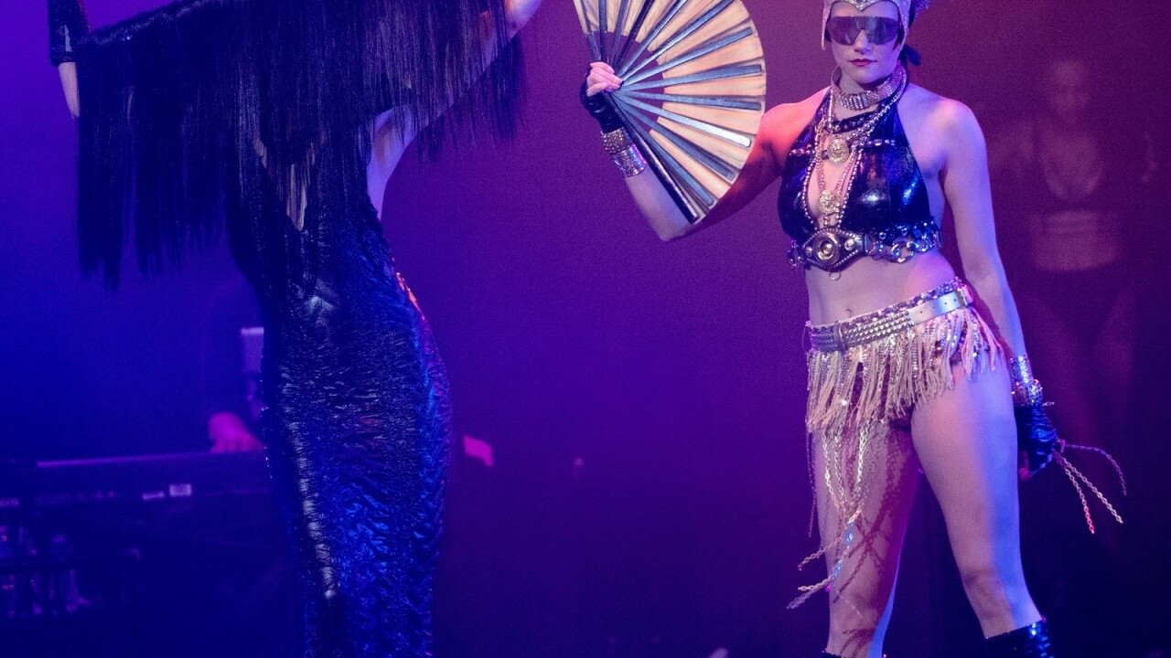 Performers don over-the-top fashions at 32nd Ribbon of Life