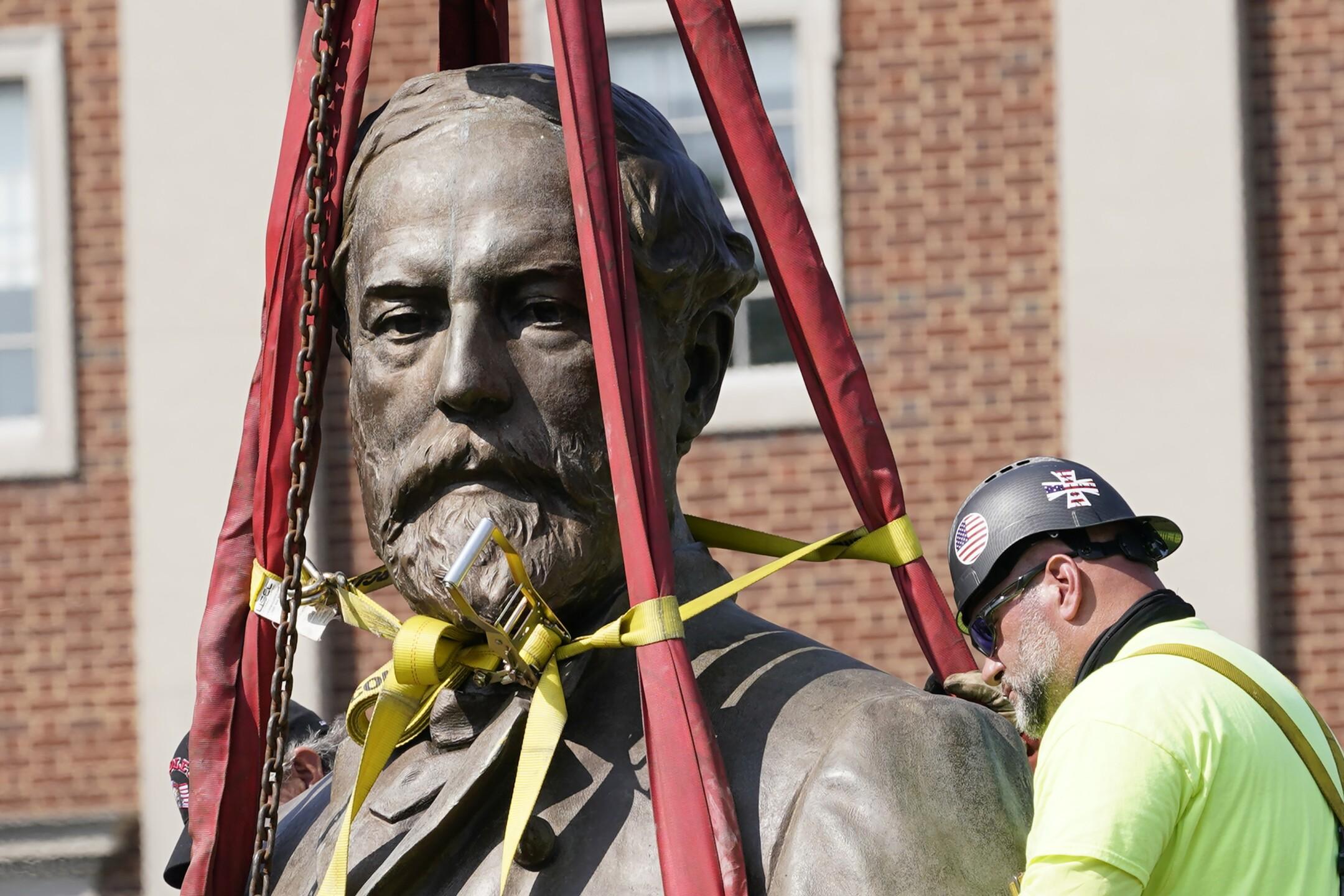 Confederate Monument Richmond