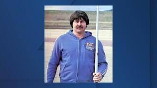 Sam Colson 1976 Olympics (1977 photo).jpg