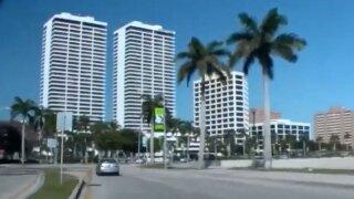 High-rise condos in West Palm Beach