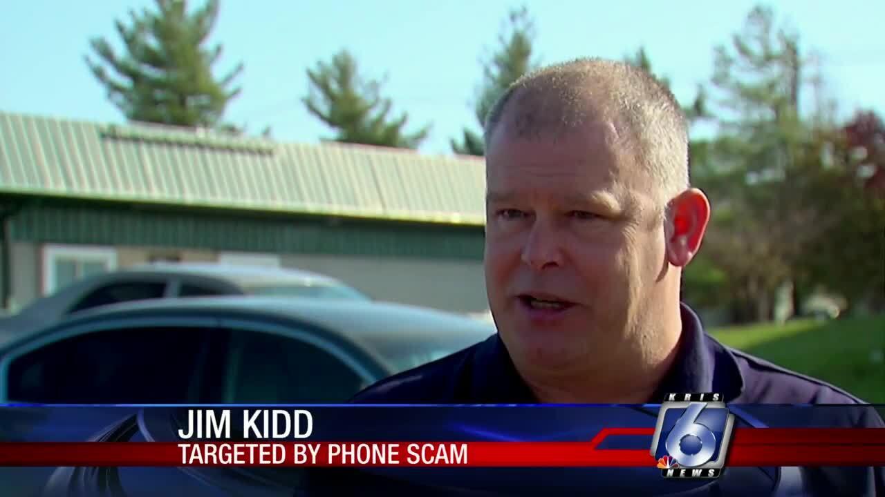Jim Kidd