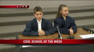Cool School: Brookwood Elementary