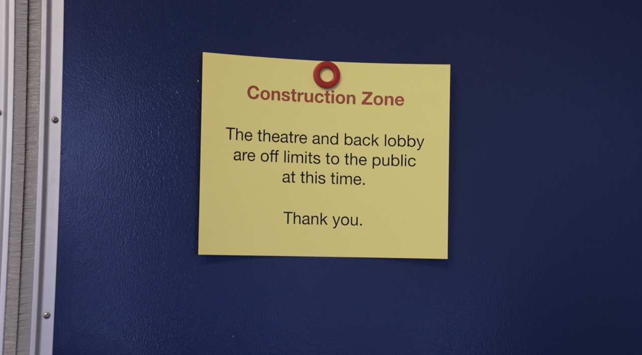 Updating the the theatre
