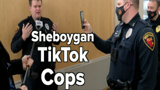 Meet the Sheboygan TikTok cops