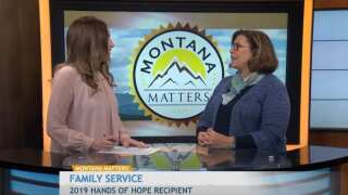 Montana Matters Interview with Family Service