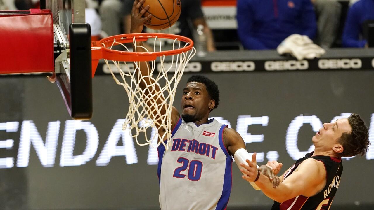 Josh Jackson Pistons