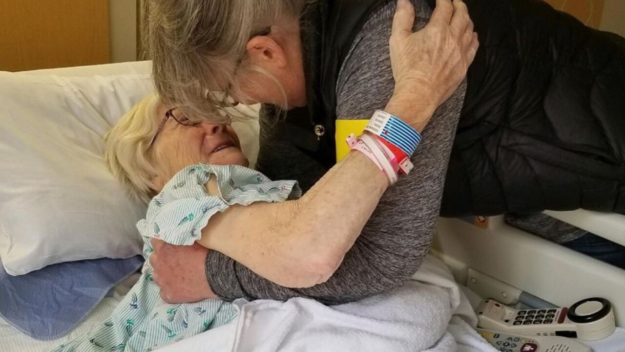 90-year-old resident of assisted living facility survives coronavirus, heads home