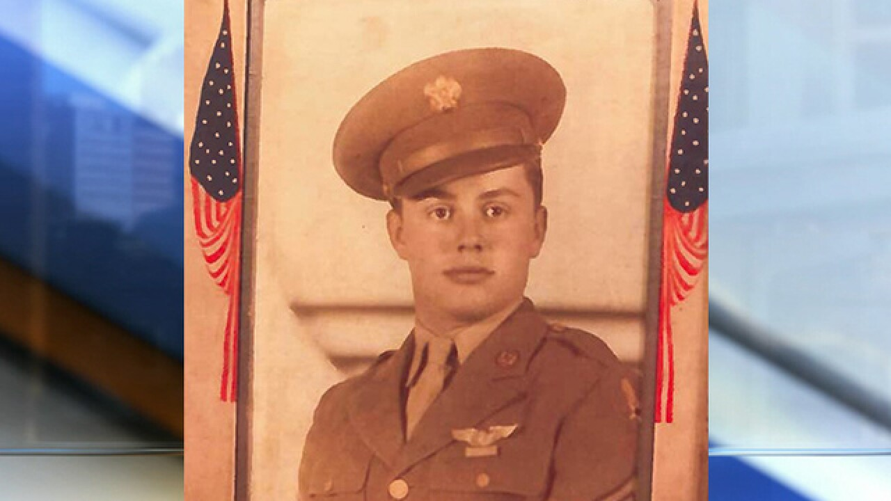 World War II veteran accounted for decades later