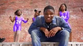 Tahj Harris' song went viral on TikTok.
