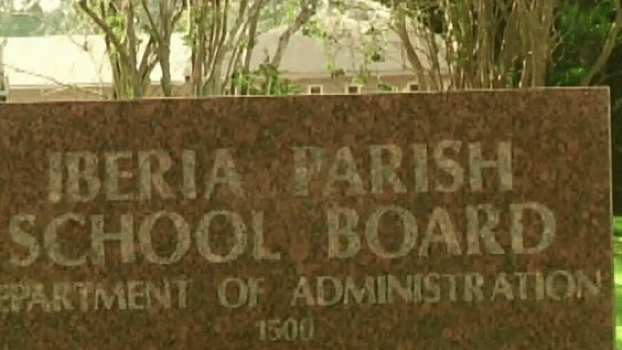 Iberia parish school board to review 2018-19 budget